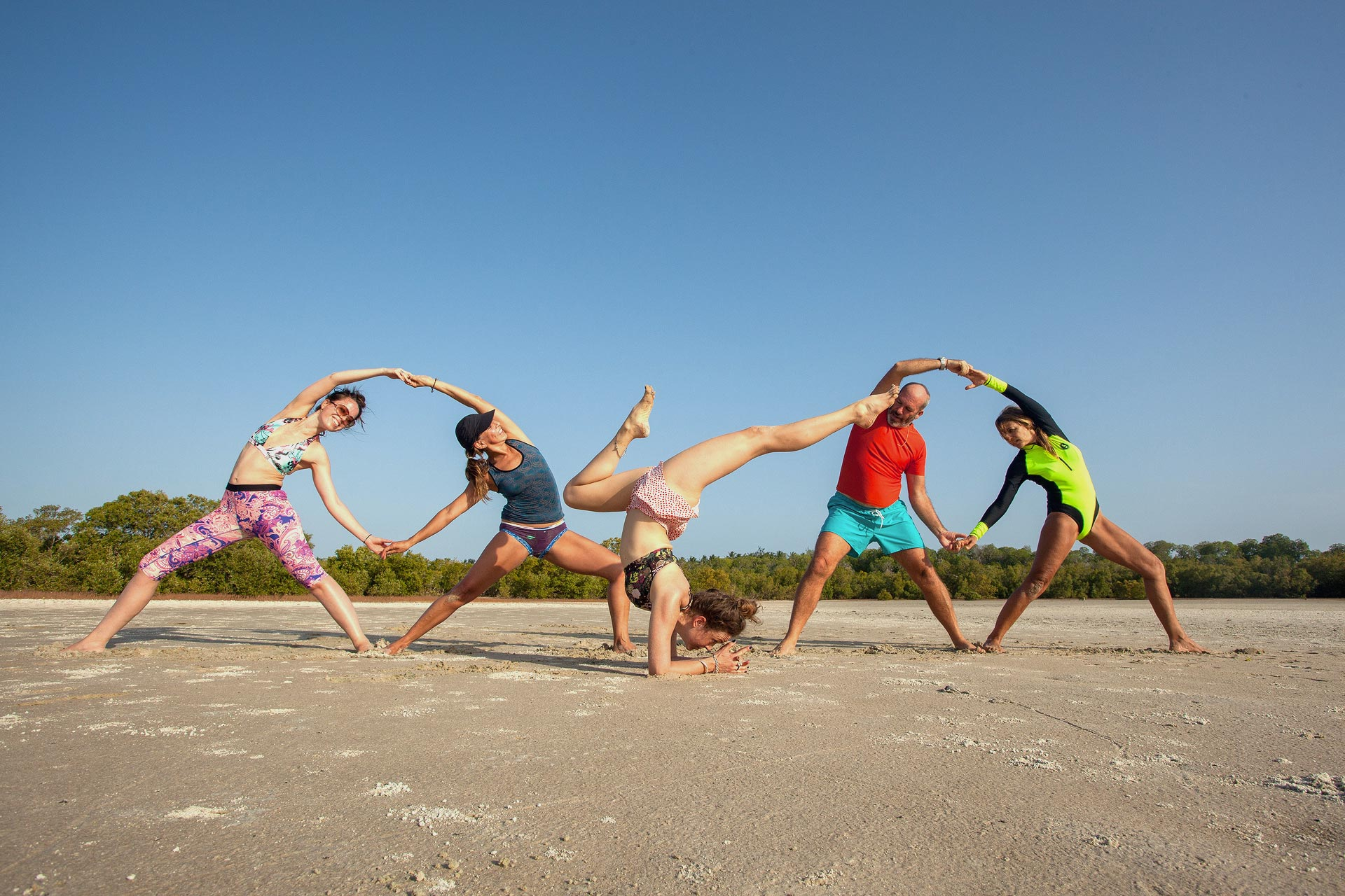 Yoga Retreat Kenya coast