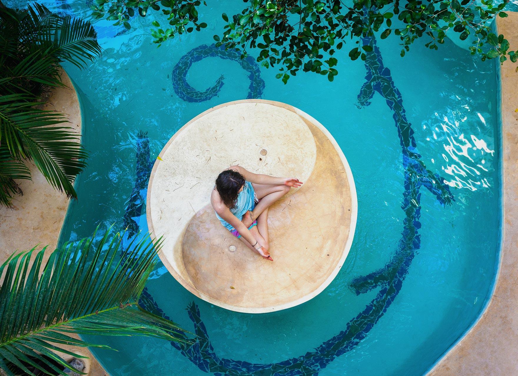 Luxury yoga retreat Kenya coast