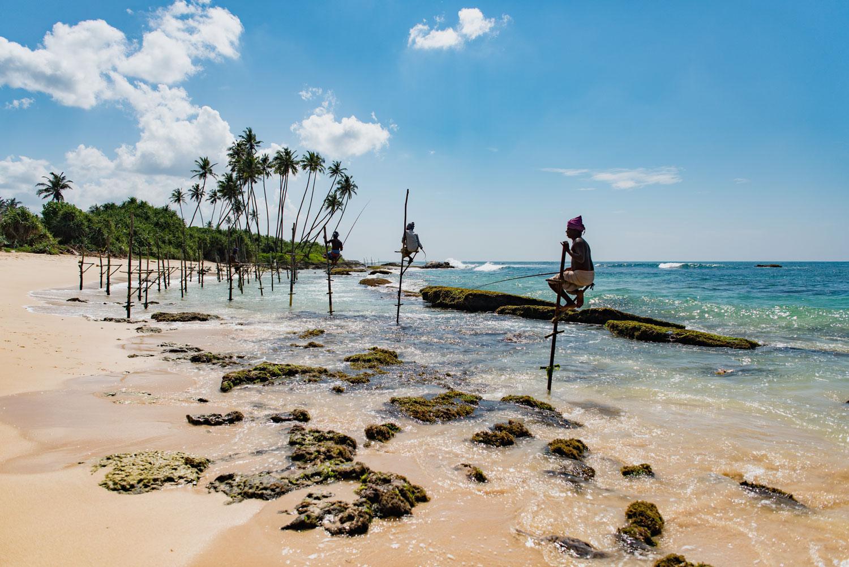 Sri Lanka luxury beach holiday