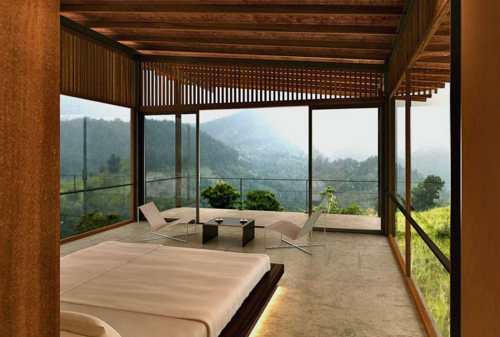 Zen architecture Sri Lanka
