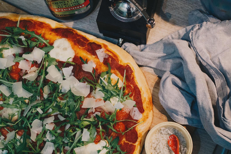 Food travel Italy
