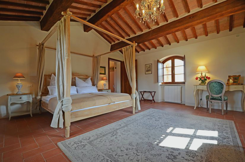 Copy of Tuscan villa suite