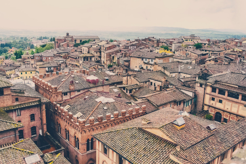 Siena day trip Italian yoga holiday