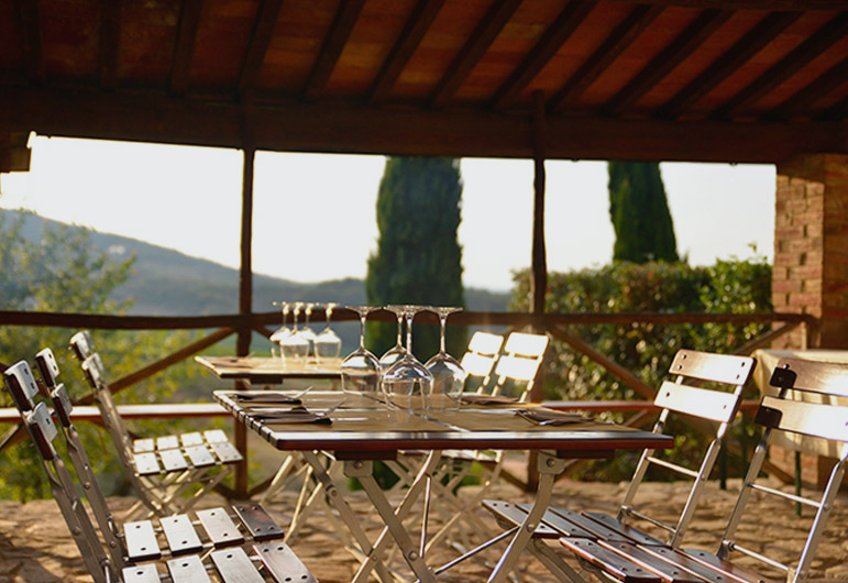 Wine and food luxury yoga holiday Italy