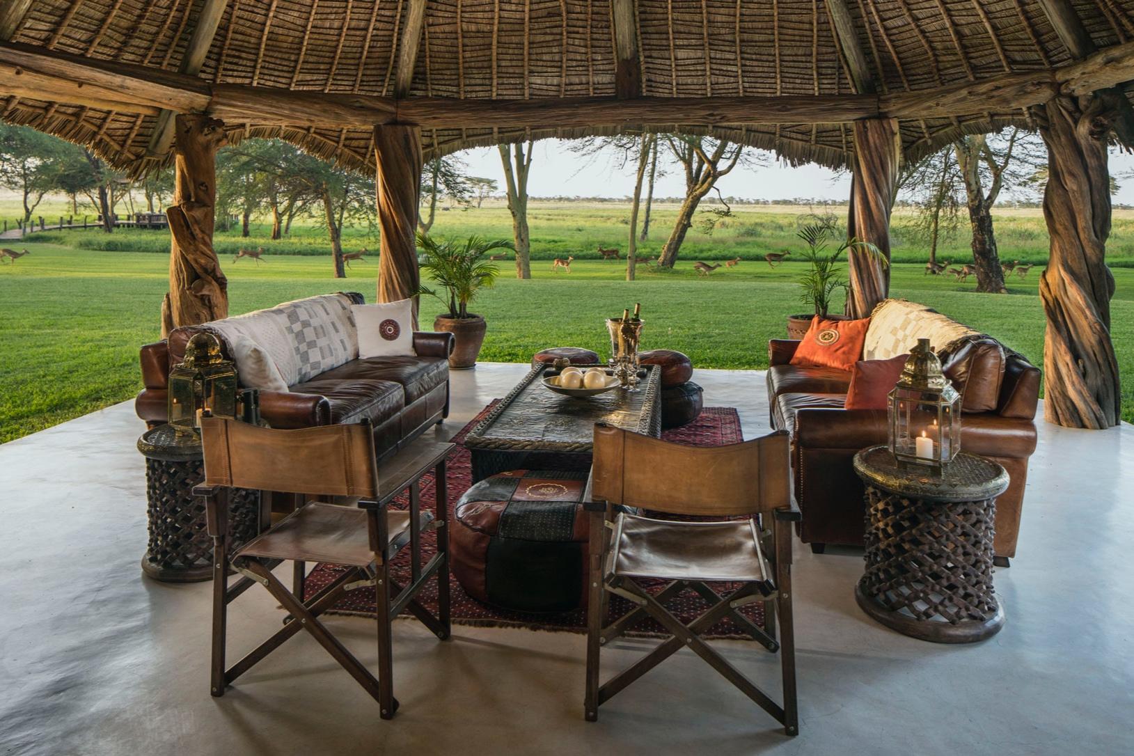 Kenya yoga safari