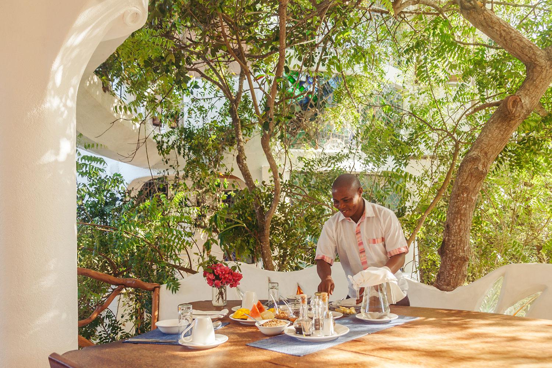 Watamu Treehouse healthy retreat