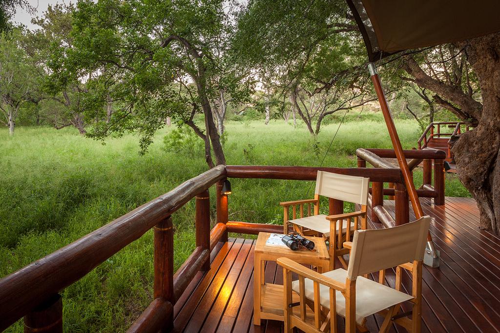 Tuli Safari Lodge Botswana yoga