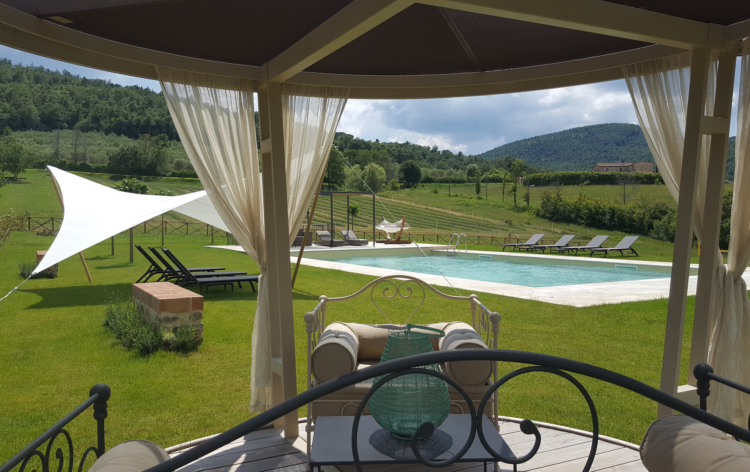Tuscany historic guesthouse