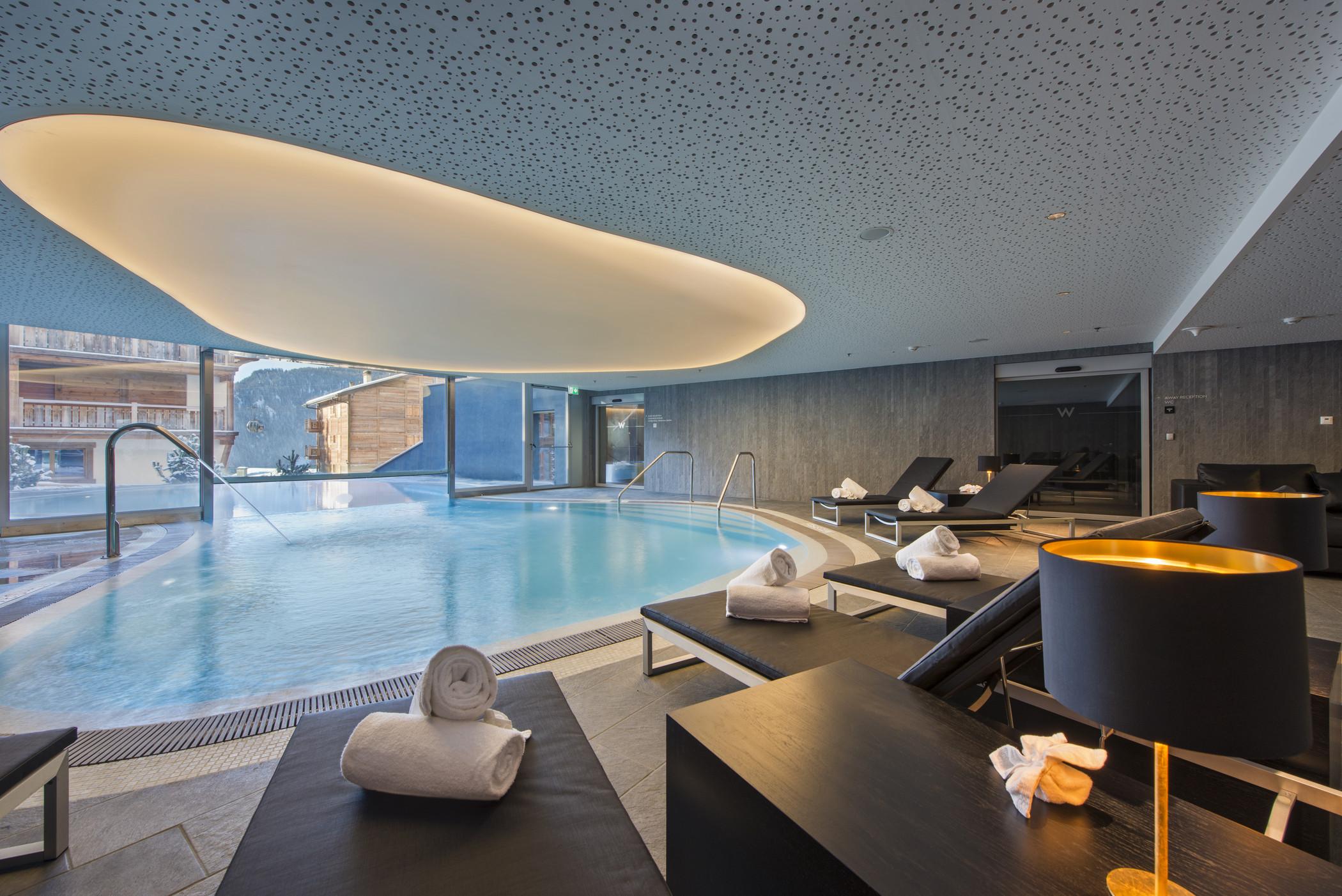 Swiss yoga retreat