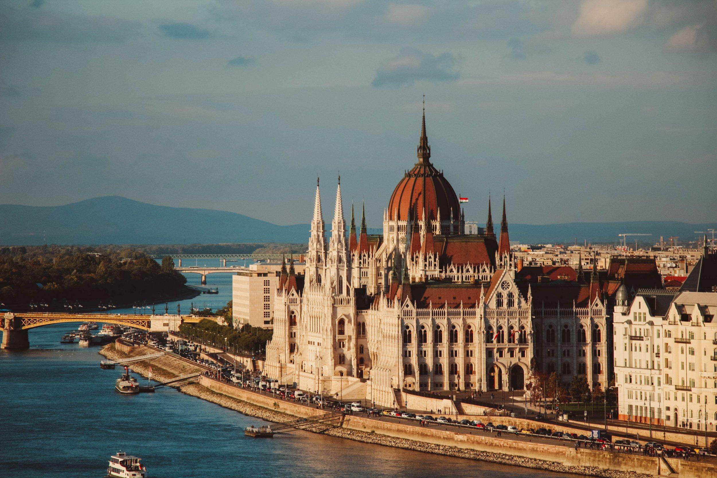 BUDAPEST YOGA WEEKEND