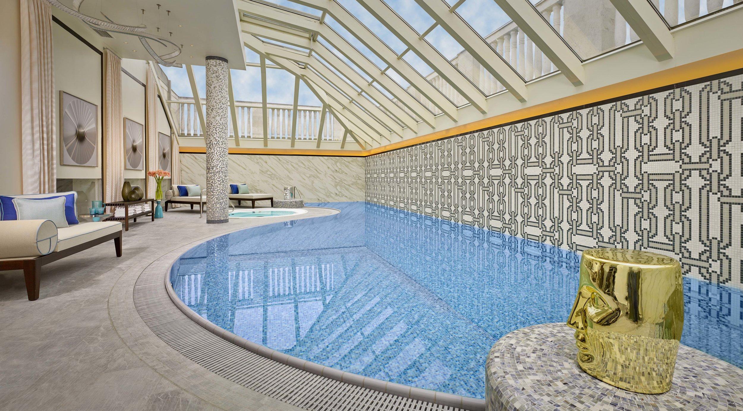 Ritz-Carlton Budapest yoga retreat Exotic Yoga Retreats