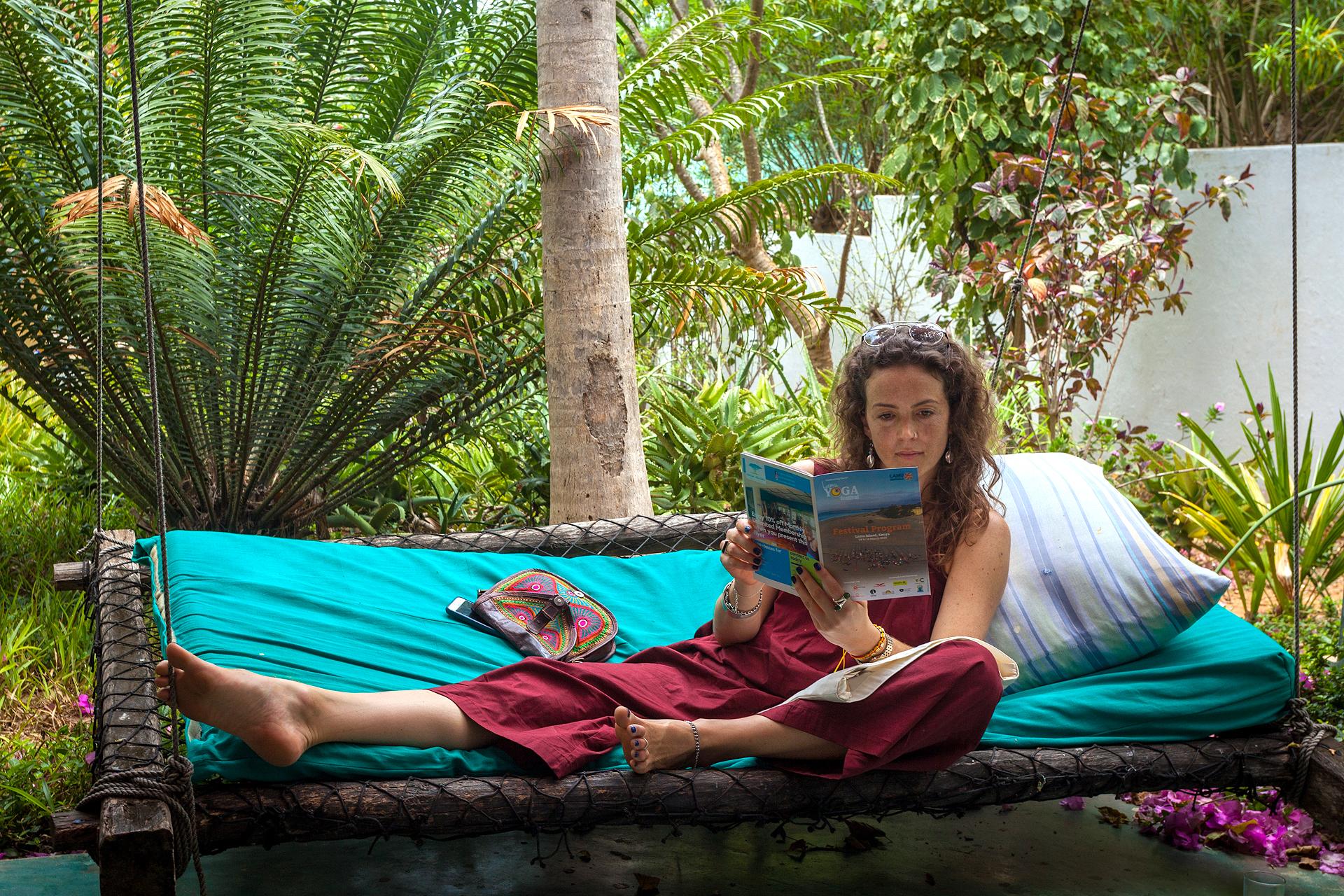Nina, a travel, nature, yoga and book lover!