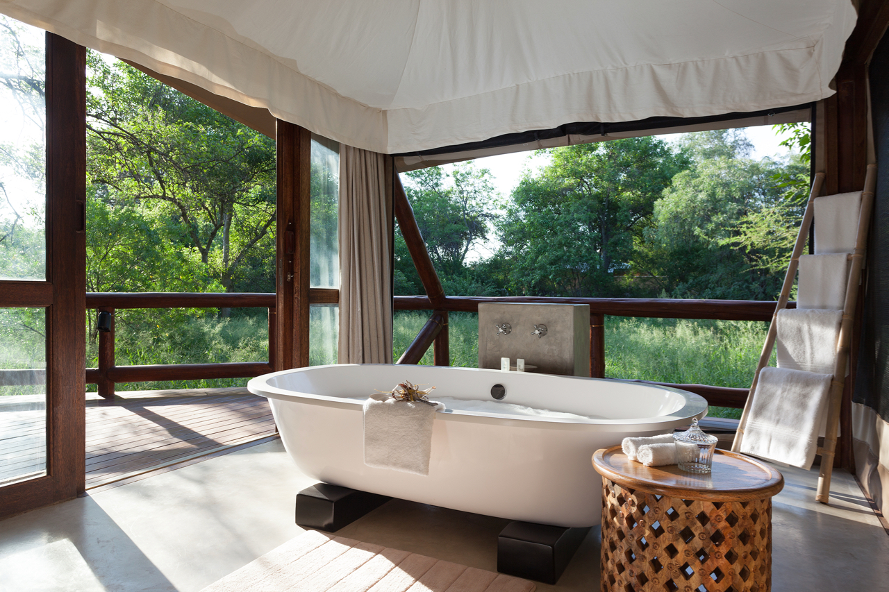 Luxury Africa Yoga Safari