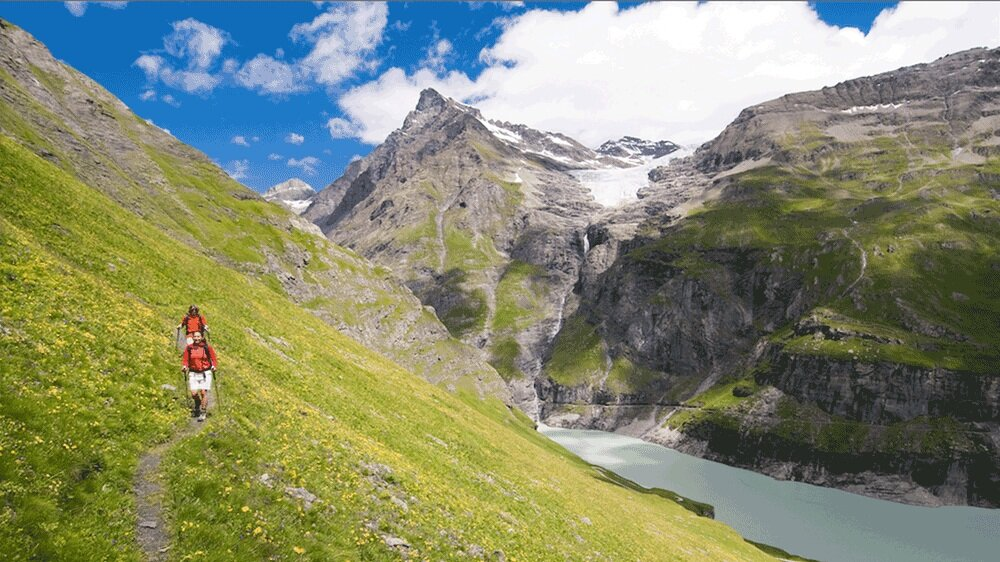 Switzerland Yoga Retreat At Verbier Village In The Swiss Alps