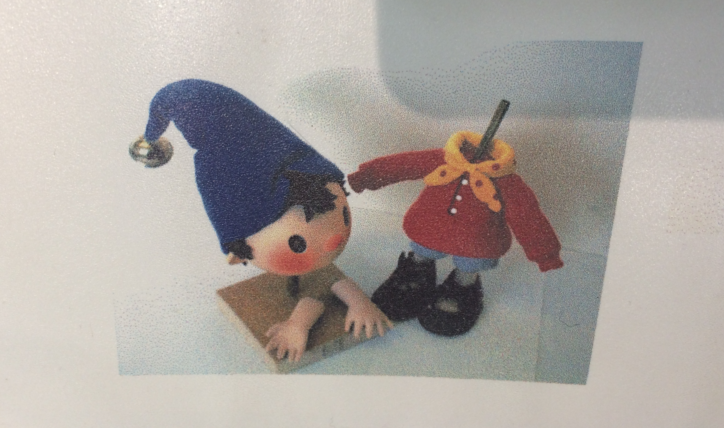 (3) 'I also saw this image of Noddy's Head stuck on a pike!' Image: Niki Hutchinson, 2003