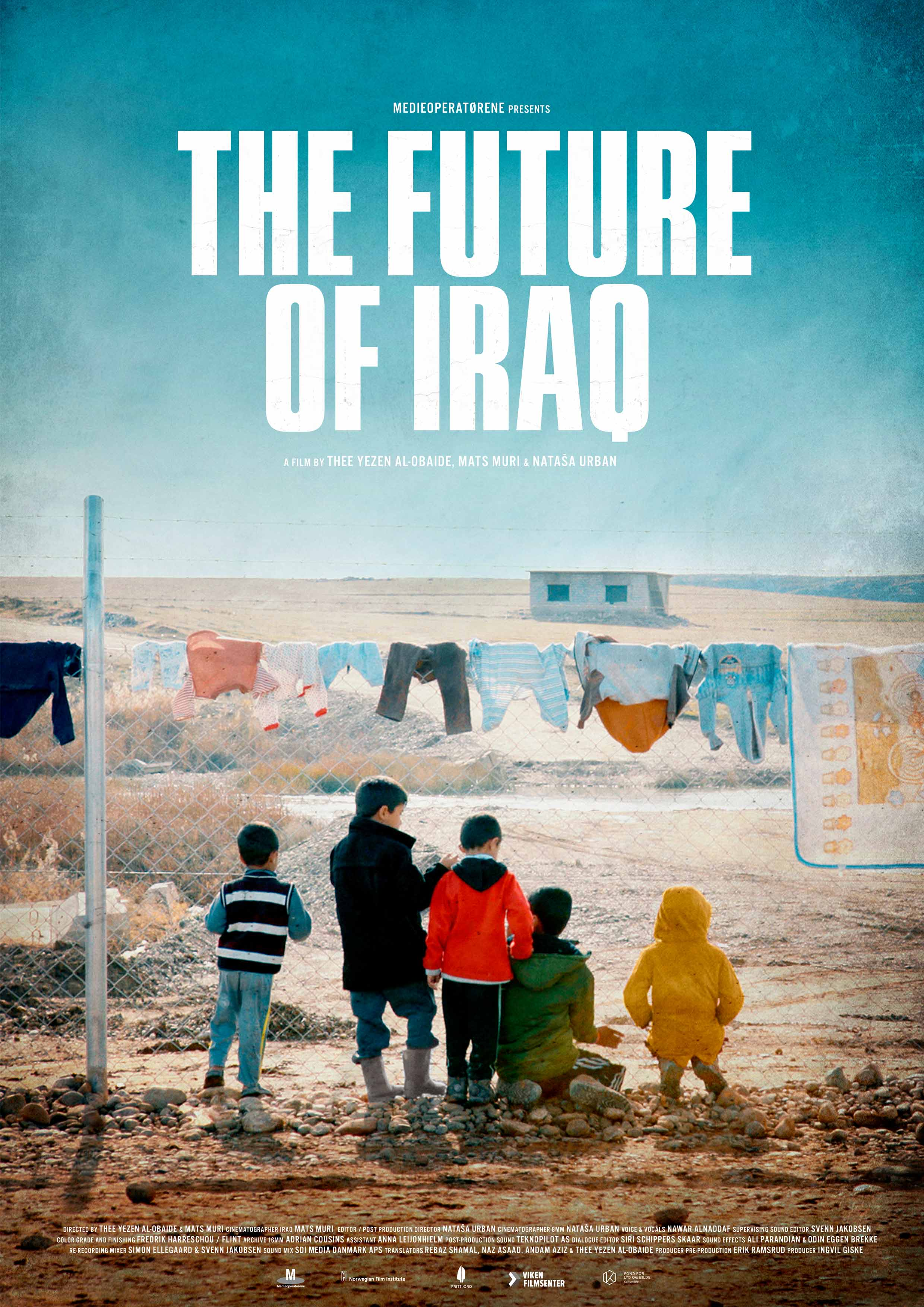 COMING SOON - THE FUTURE OF IRAQ (2018)
