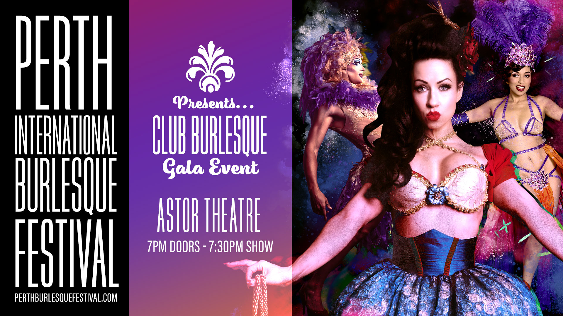 Gala Event: Club Burlesque