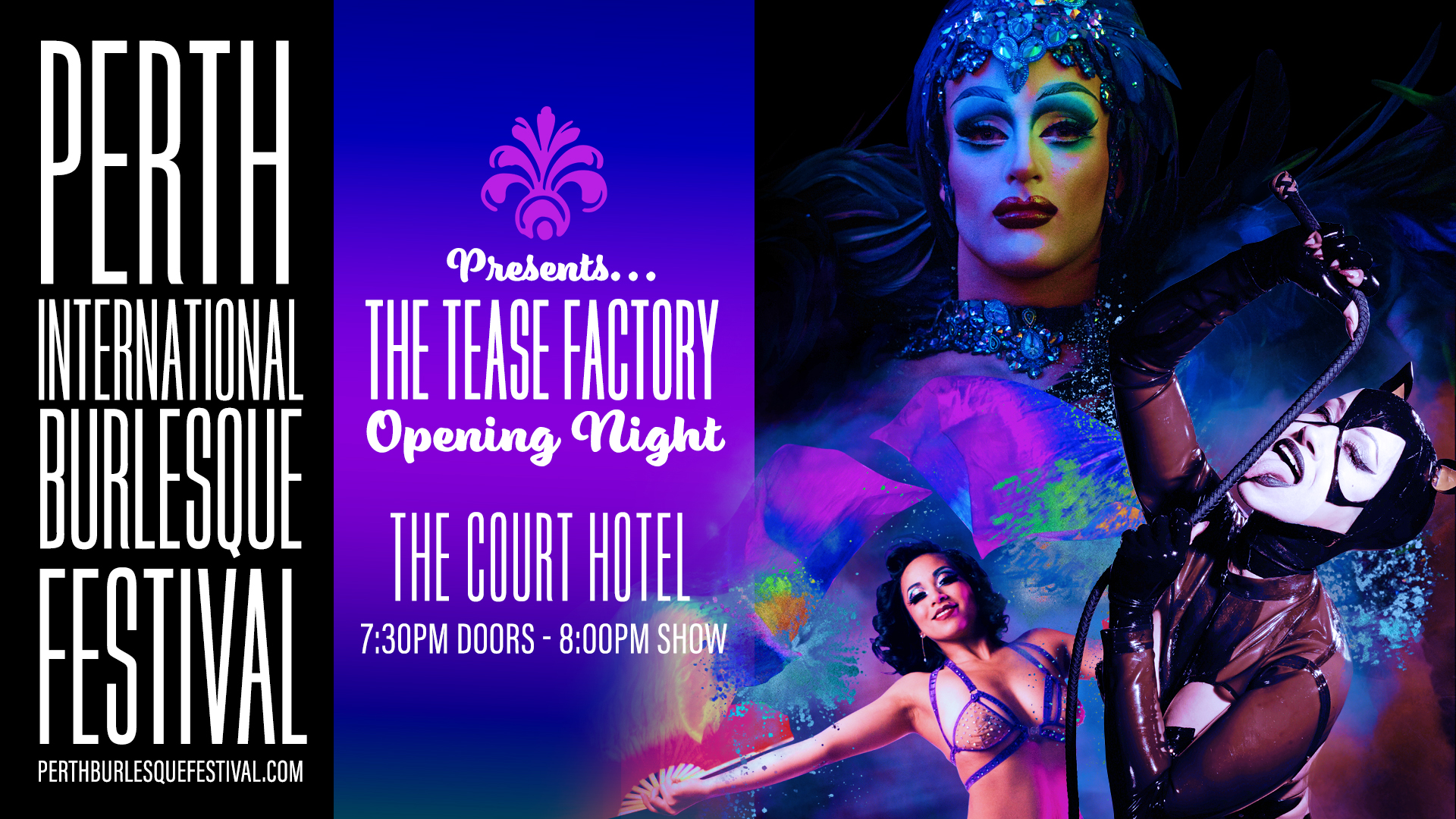 Opening Night: The Tease Factory