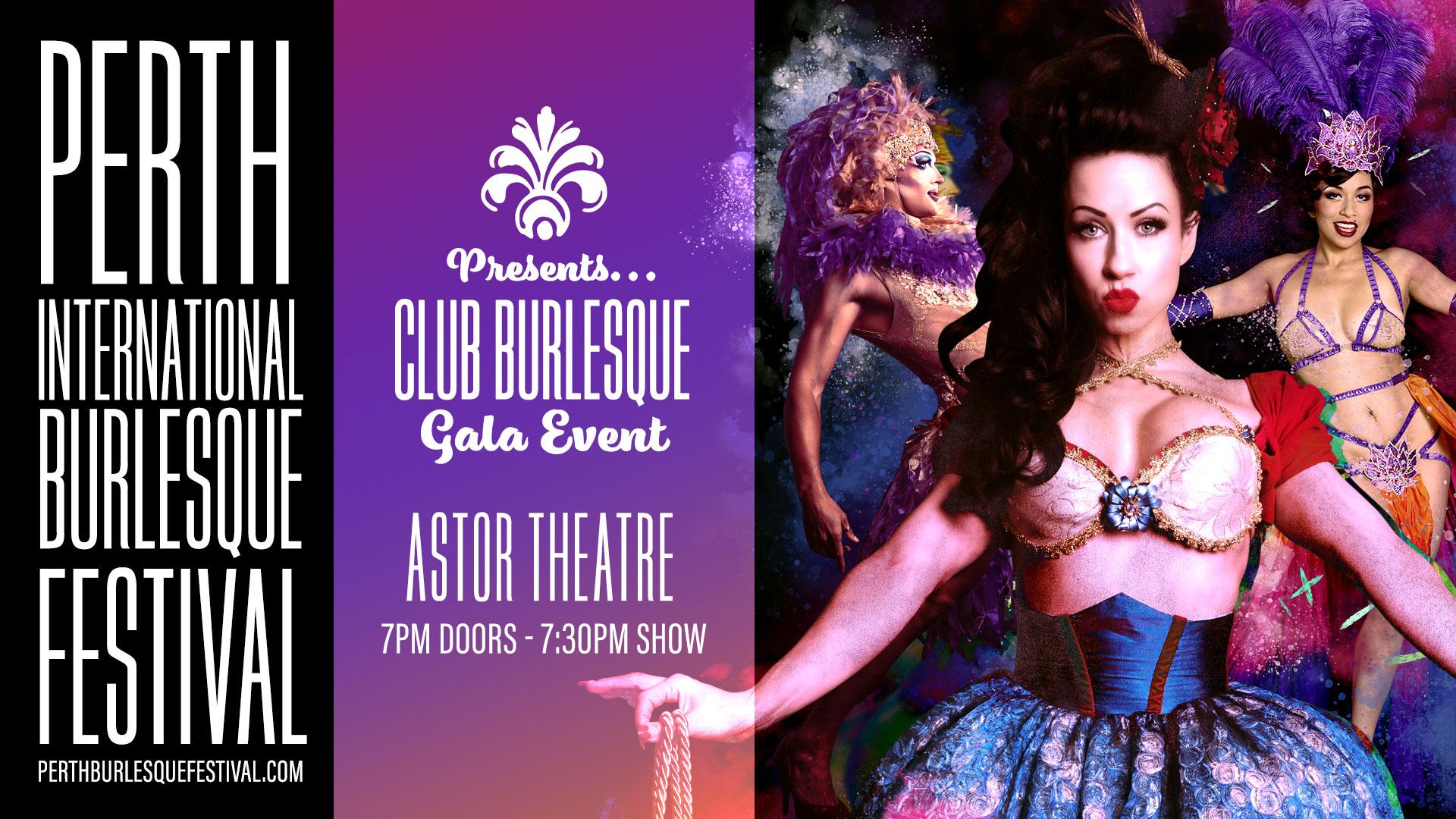 Gala Event: Club Burlesque