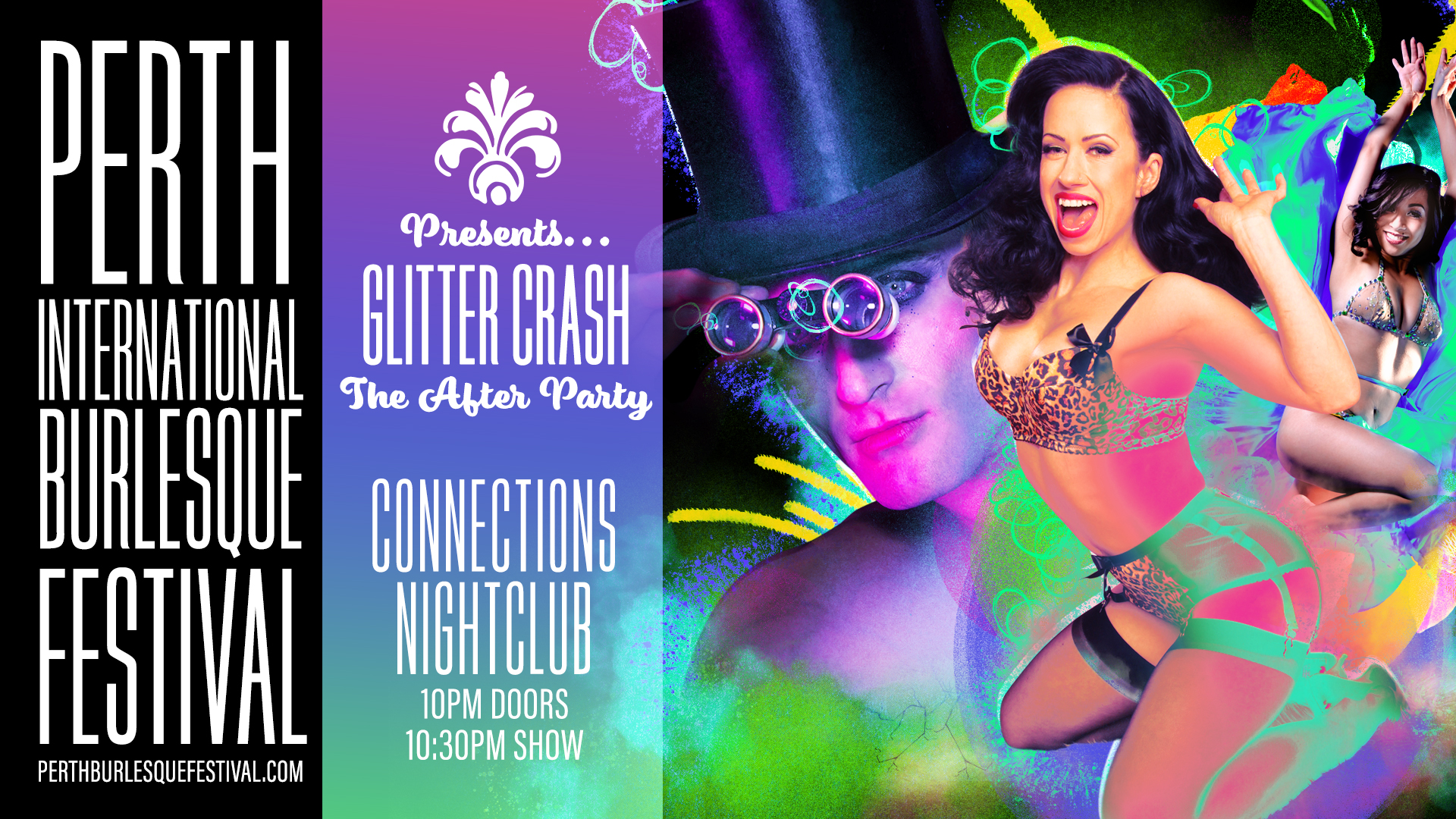 The After Party: Glitter Crash