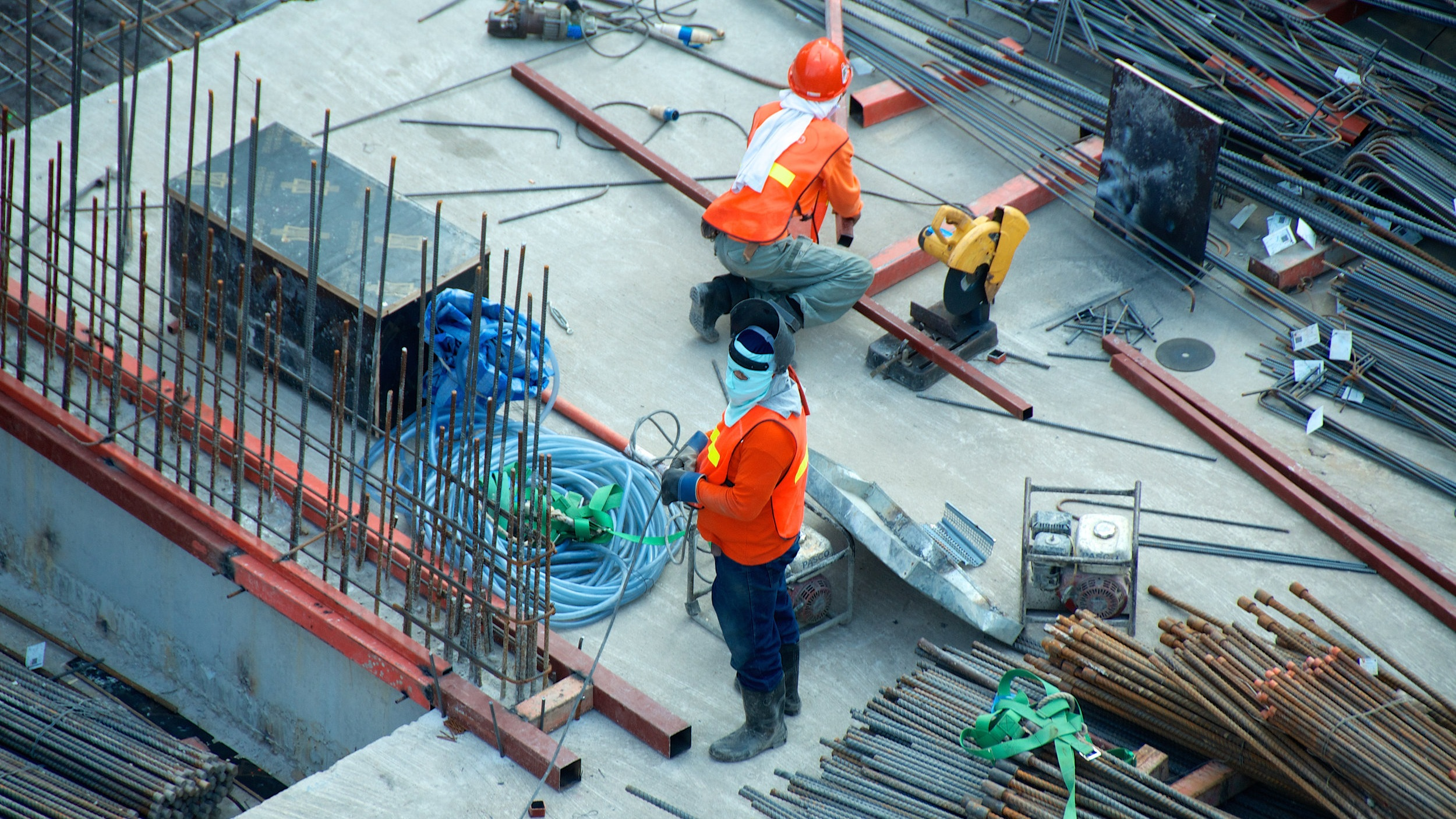Nano Tech for the Construction Industry -
