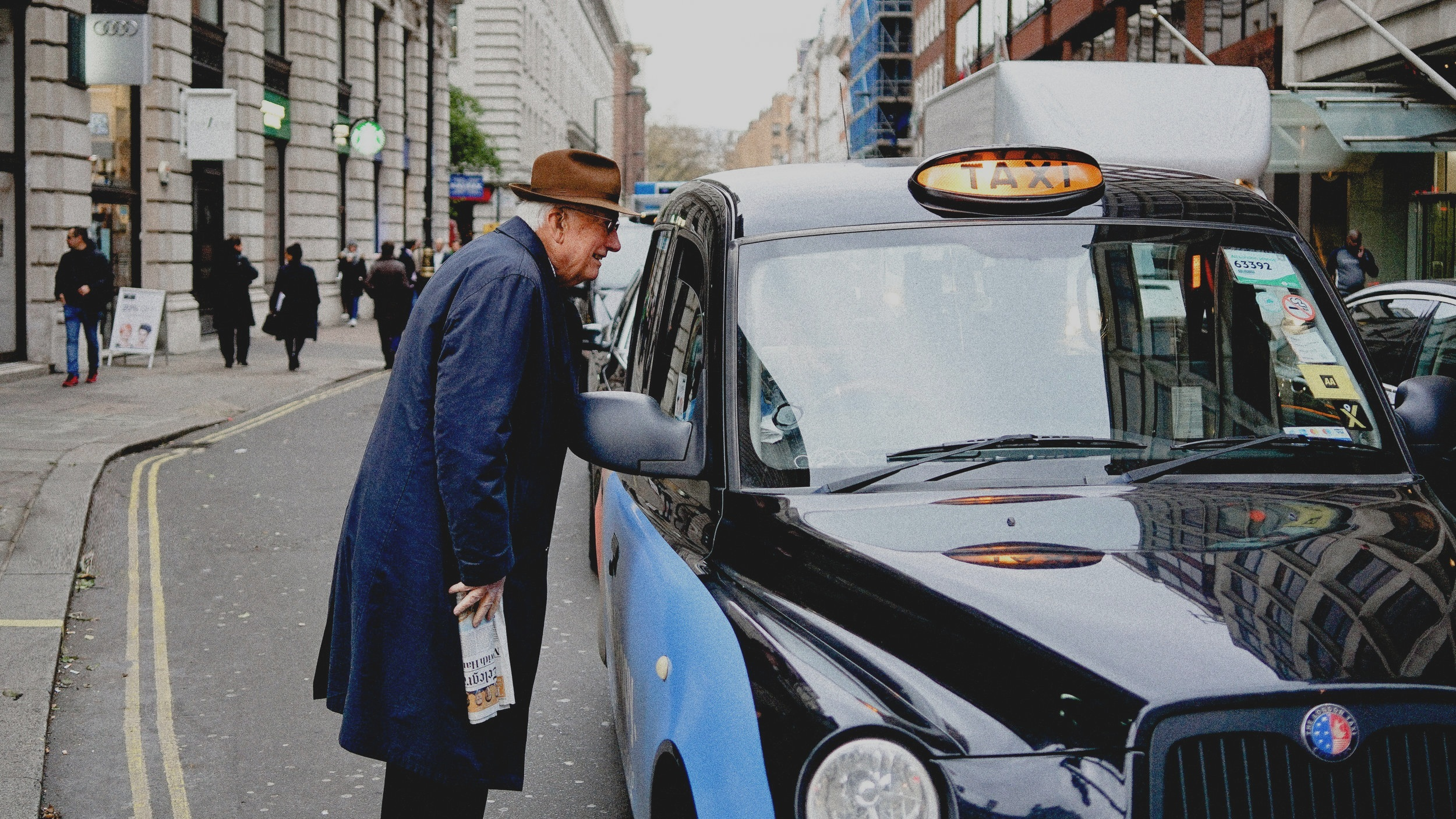 A price and service comparison site for taxis and cabs in the UK -