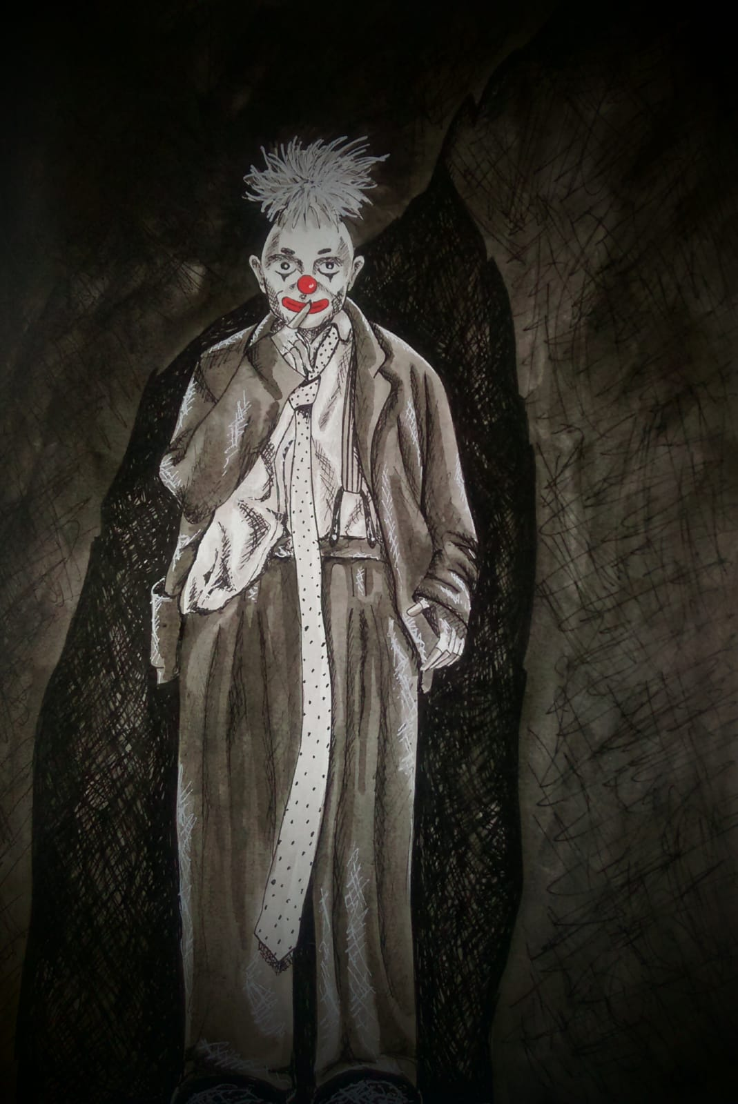 Do you like clowns?  by  Grace Duncan