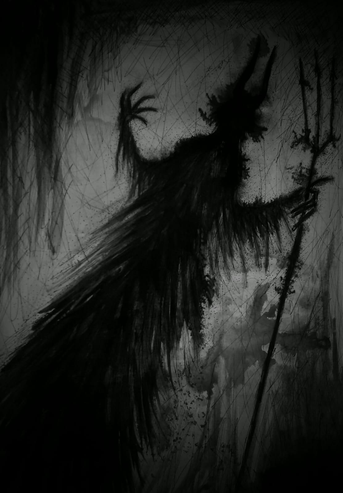 Beelzebub  by  Grace Duncan