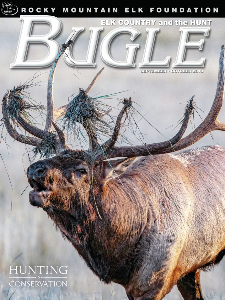 Dedicated to the Hunt , by PJ DelHomme, September/October Bugle Magazine