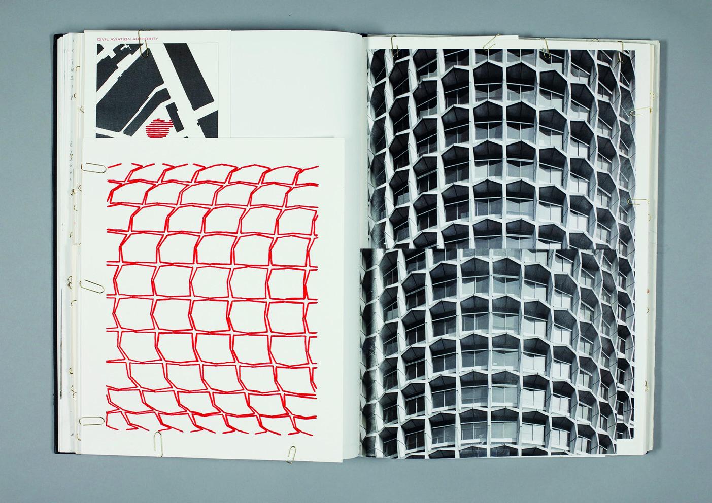 Design by Mils Centre Point Sketchbook