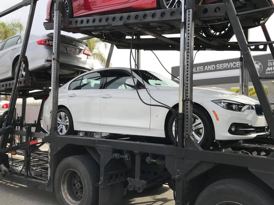 cheapest way to ship car