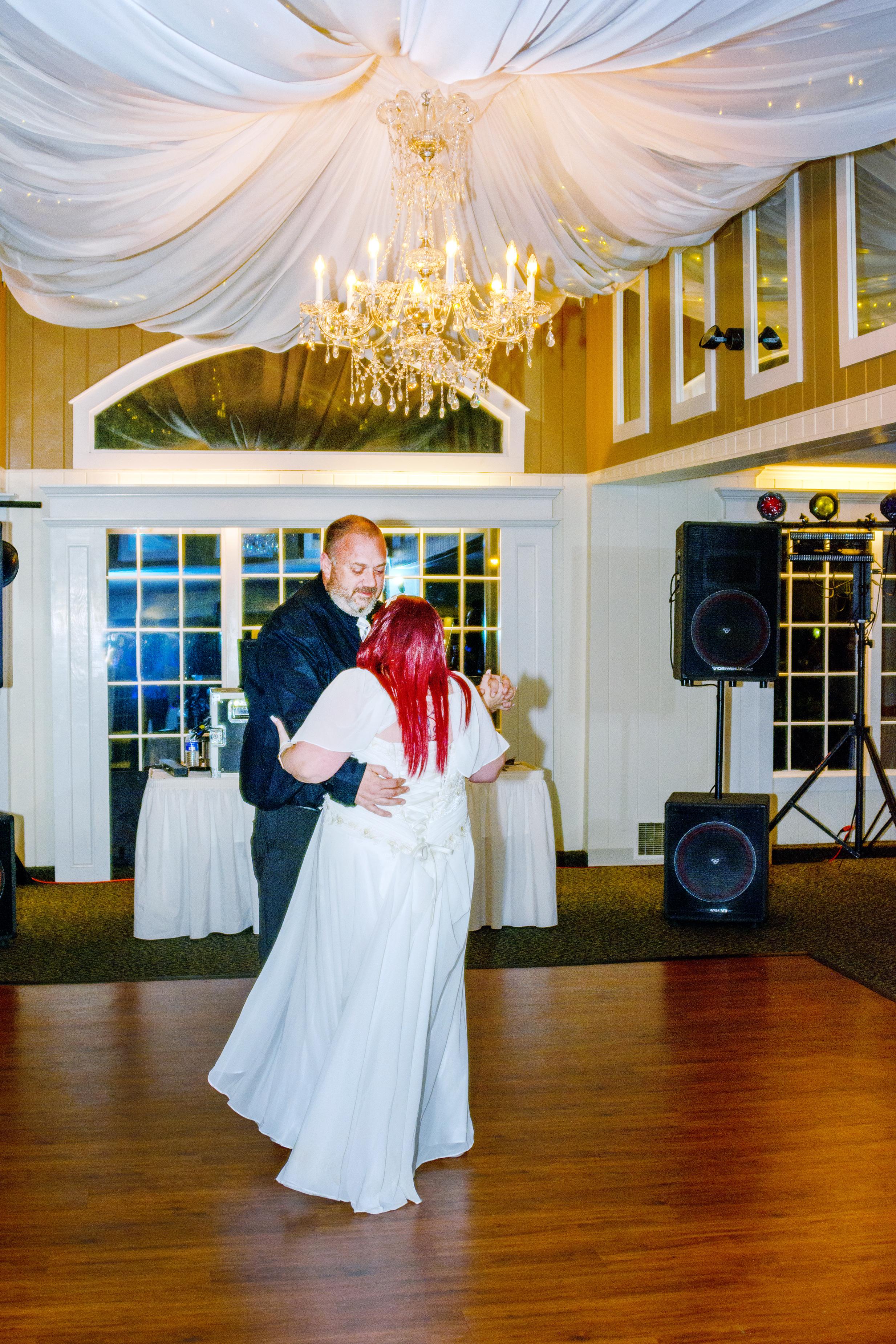 Sibbald Wedding