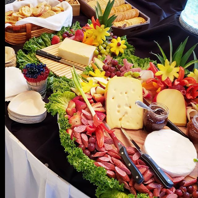 """A few pics of the food served at today's """"Taste of the Plantation"""" event. #pphtasting . . . #PlantationPartyHouse #banquetfood #weddingreception #weddingplanning #weddingfood #weddingfoodideas #receptionfood #rochesternewyork #rochesterny #weddingdecor #receptiondecor #rochesterwedding #rochesterweddings #rochesterbride #rochesterbrides #rocbrides #585weddings #585weddings #weddingplanner #tasting #eventvenue"""
