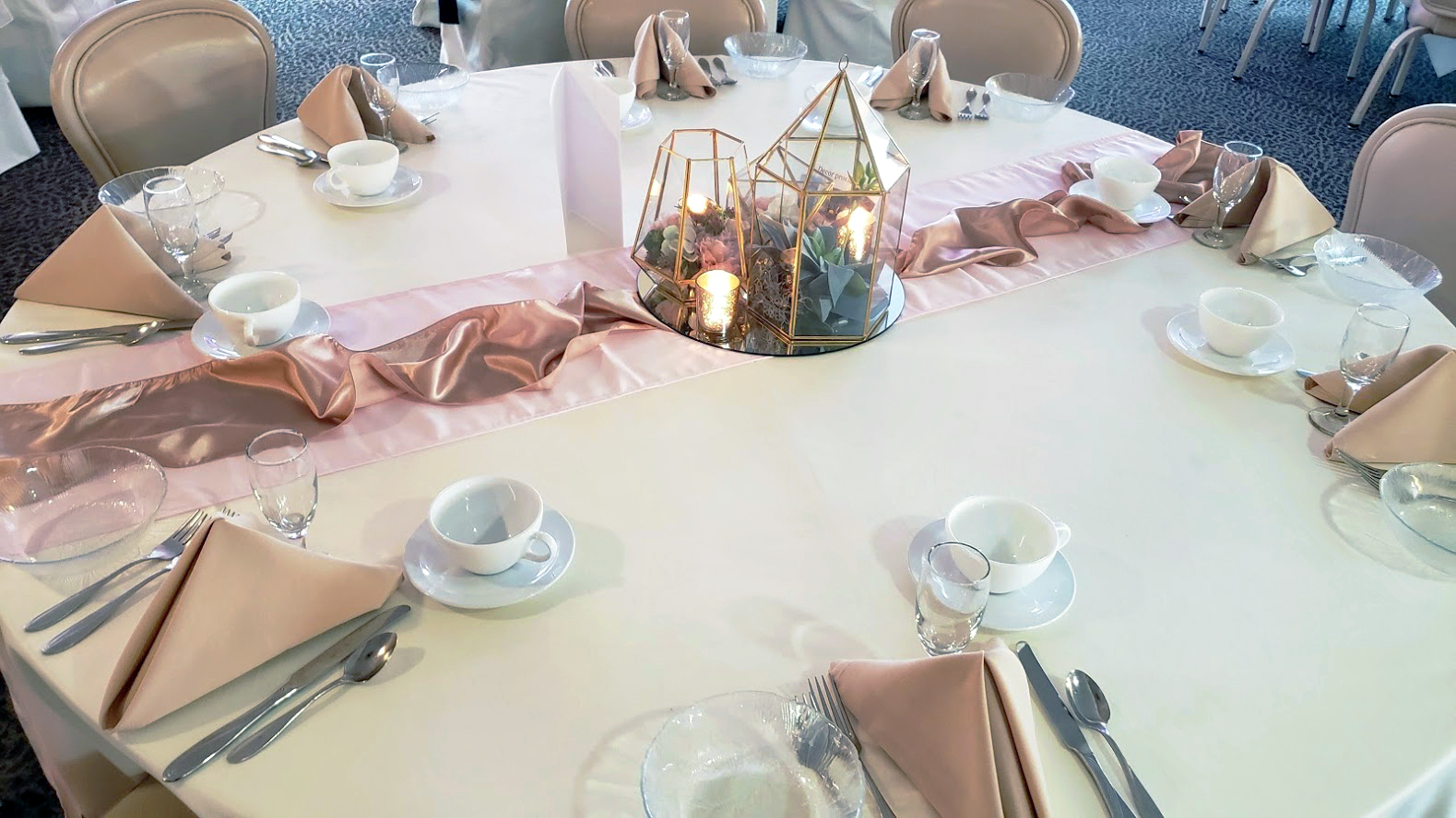 Guest Table Ribbons