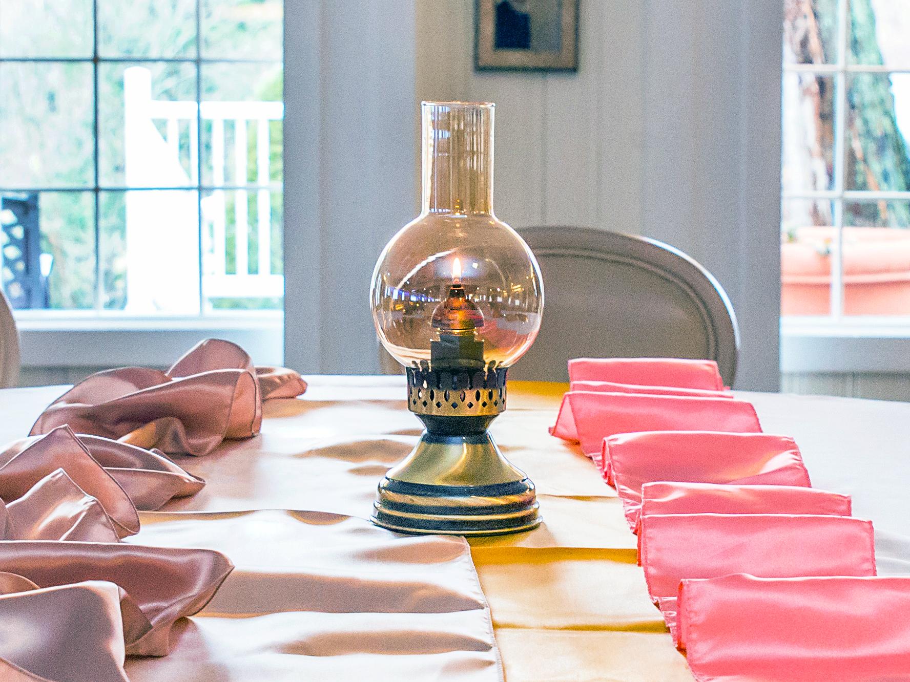 Lantern & Table Ribbons