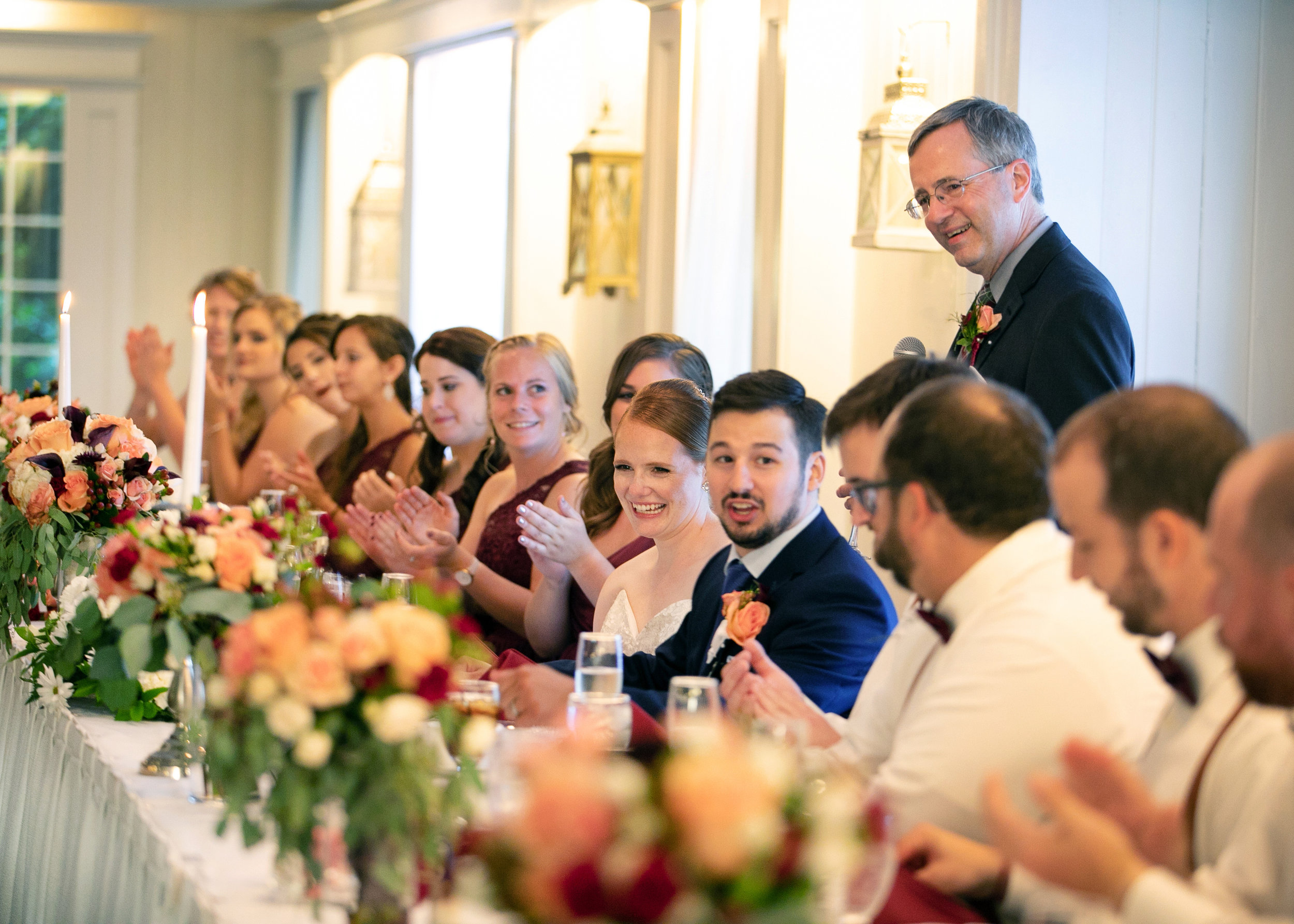 Traditional Head Table (31 One Photo)