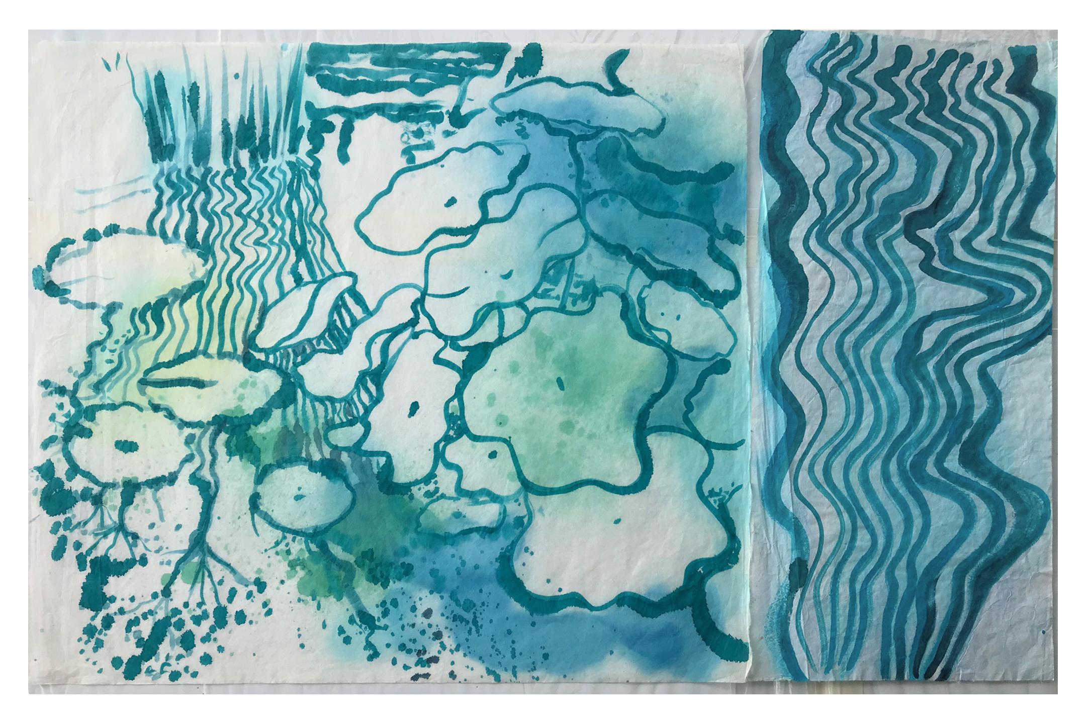 Pond Waters IV