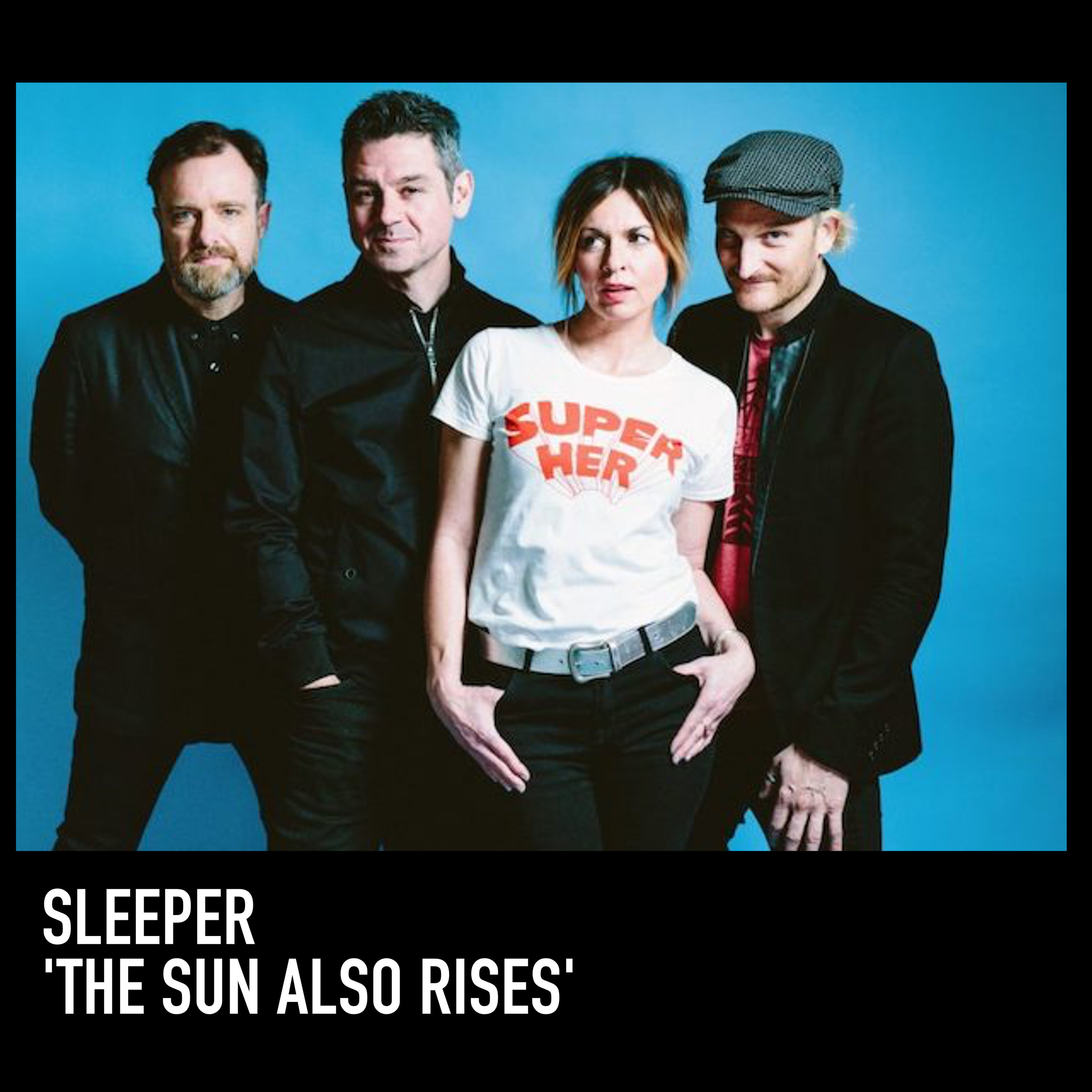 """Britpop icons Sleeper are back, properly back - one of the best tracks they've ever released"""