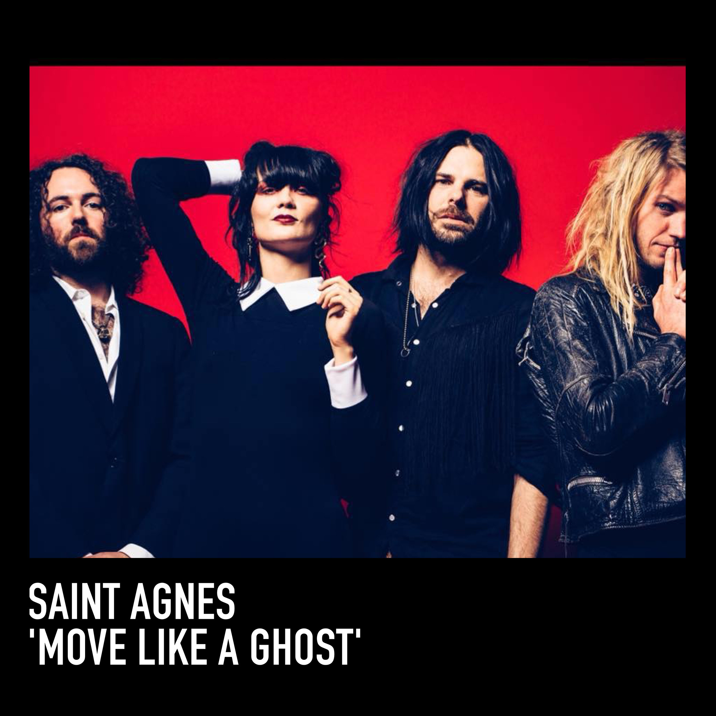 """Saint Agnes are about to show the world just how special a band they are."""
