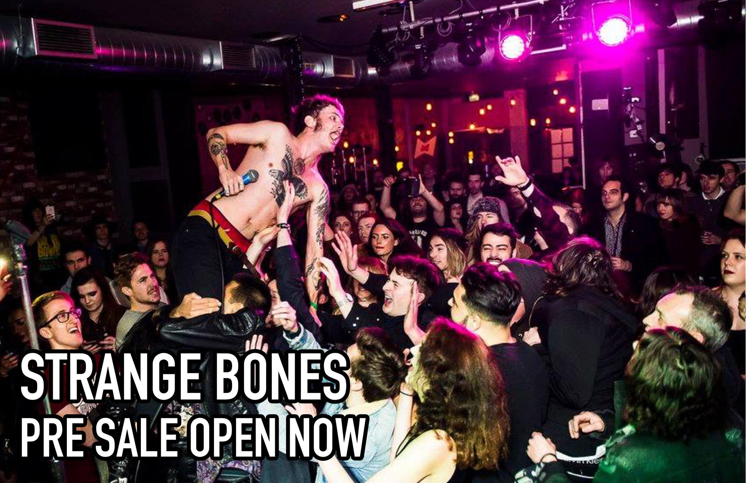 STRANGE BONES PRE SALE.jpg