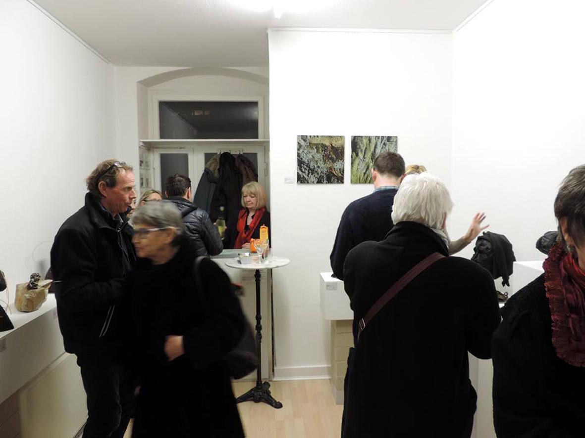 Galerie Artroom, Düsseldorf 2015
