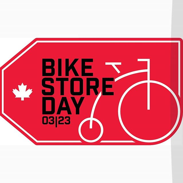 Hey! Independent! Bike! Shops! Bike Store Day 2019 is coming up fast, scheduled for March 23rd. Join us in celebrating all the things that bike stores do to make their communities healthier and happier. Register your event today. French site coming soon! #bikestoreday #bikeshopday