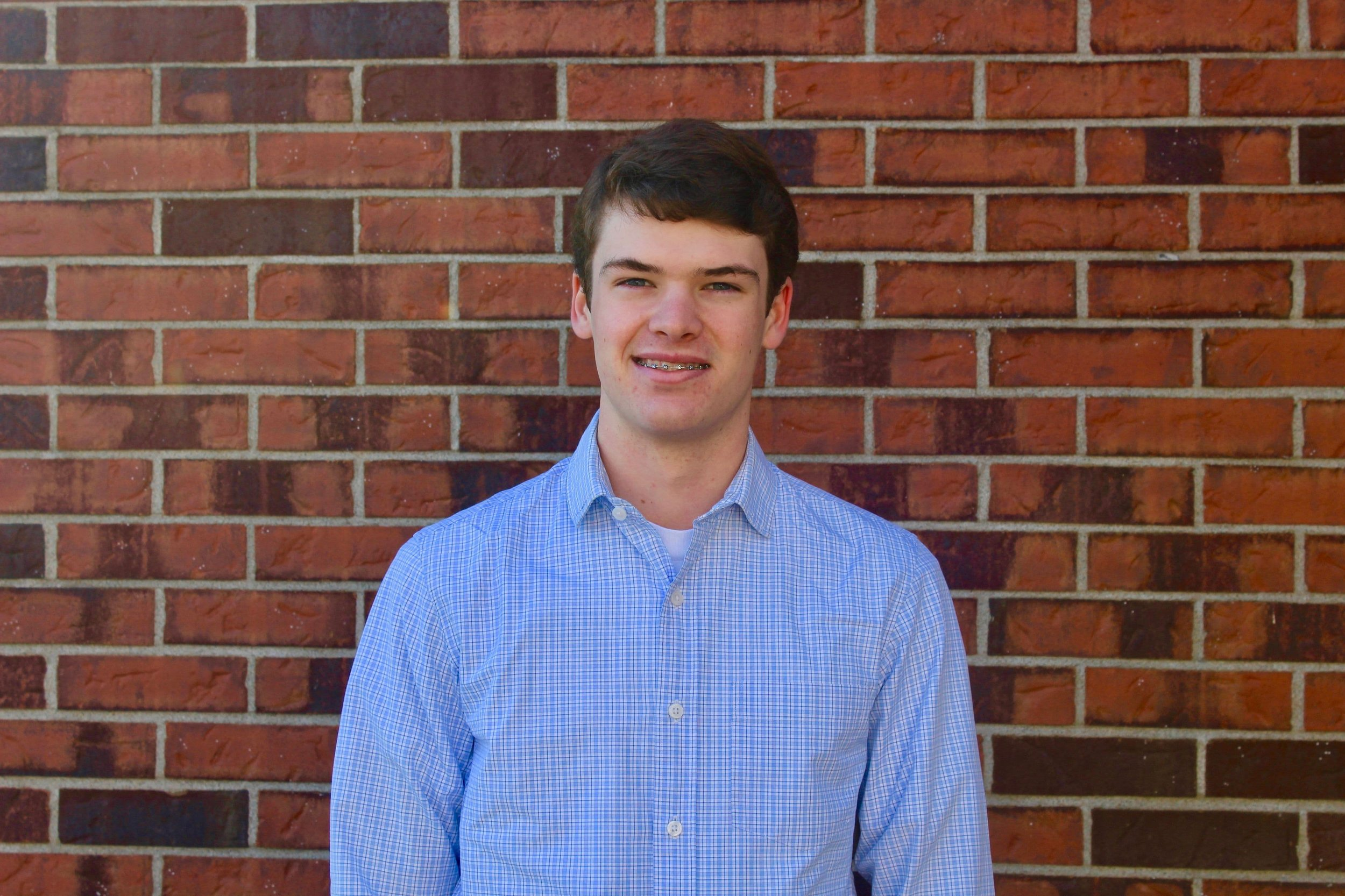 Shamus McGuire   My name is Shamus McGuire and I am the current VP design. I am a U3 Bioresource engineer and this is my 4th year on Mutrac. As VP design I oversee the design and construction of the tractor. I also manage the subteams to keep everyone on track and working together.