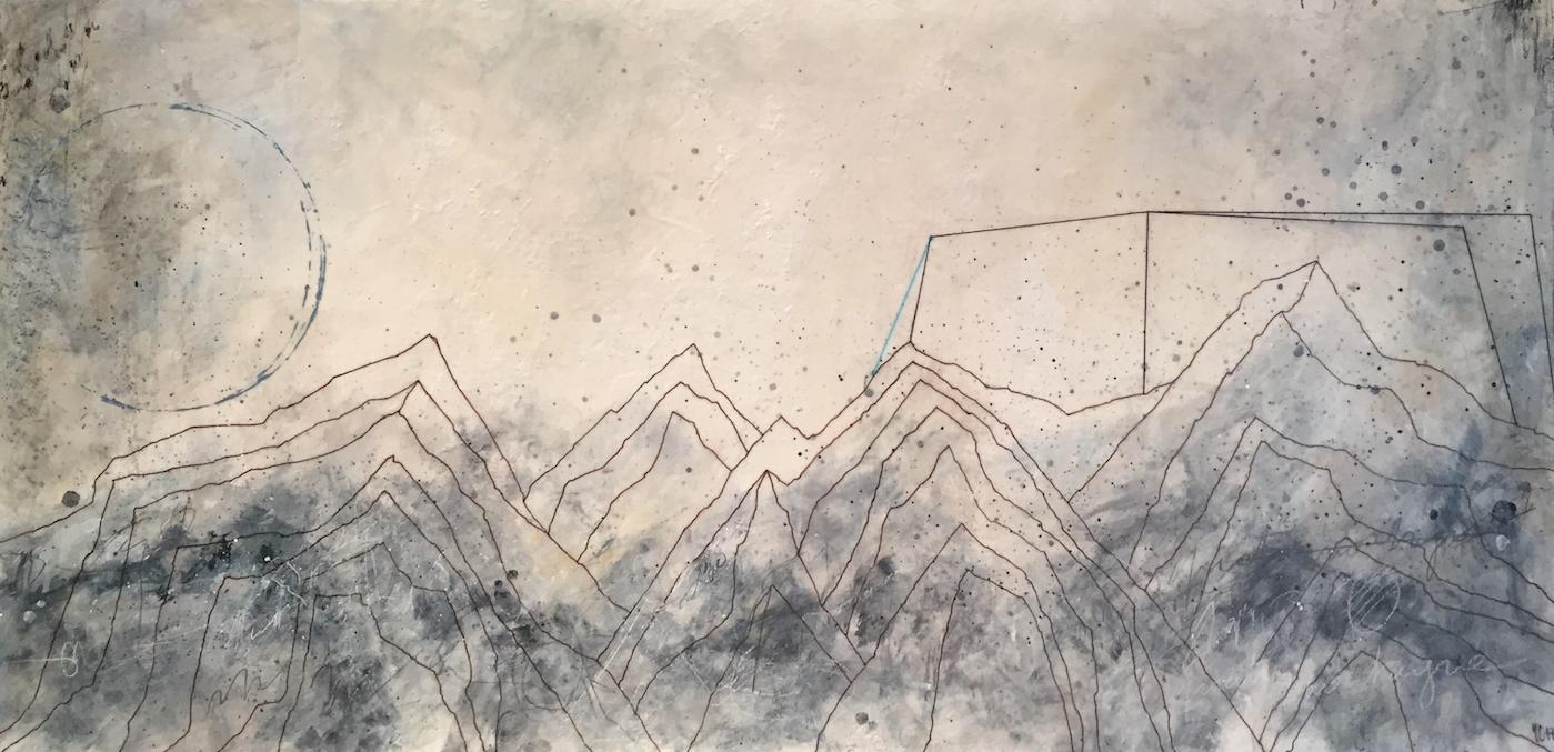 Trois montagnes_100x50