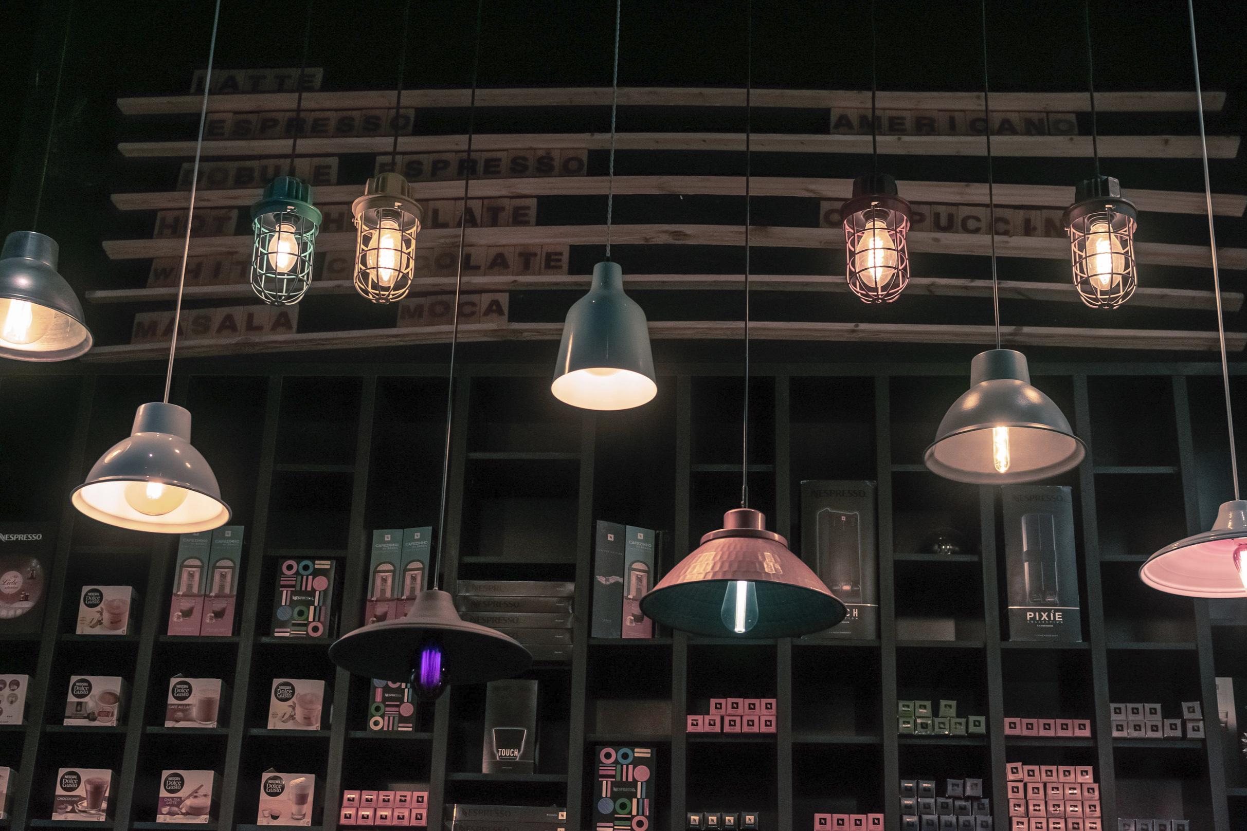 Indoor and outdoor lighting installation in Surrey