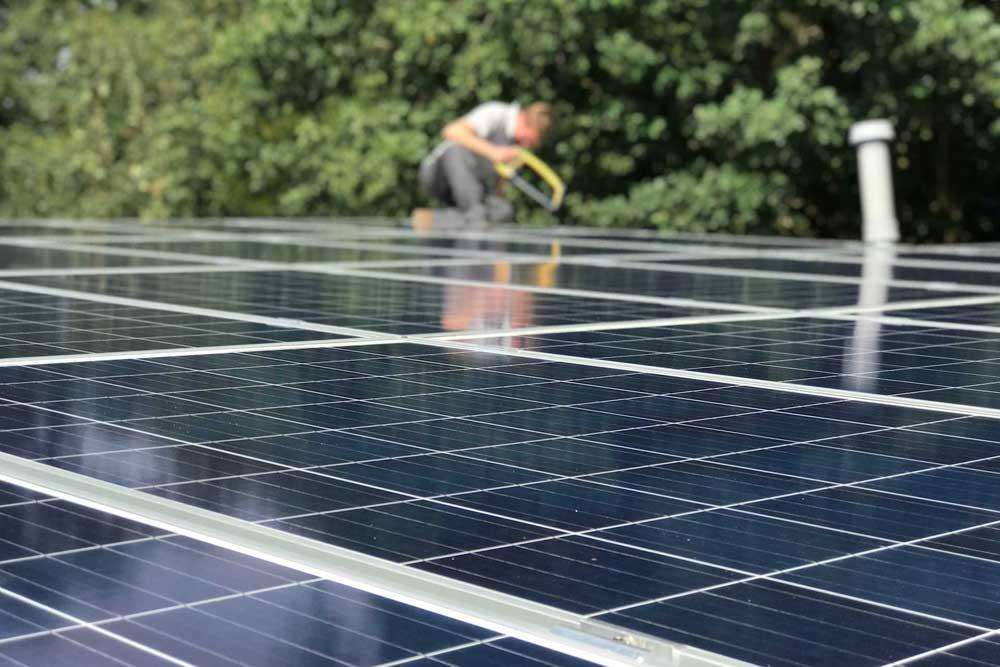 Solar Panel Installer in Surrey
