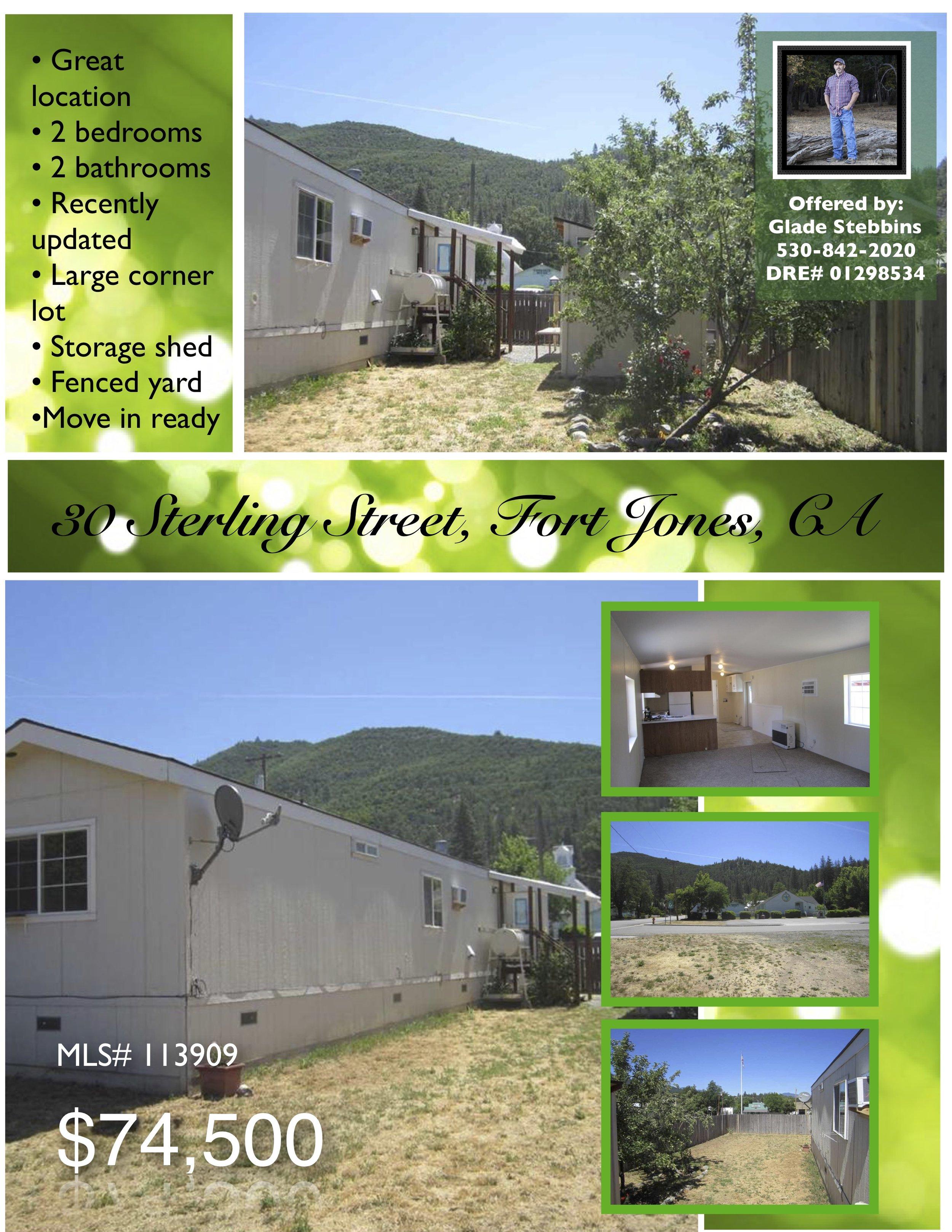 Click flyer for more information...