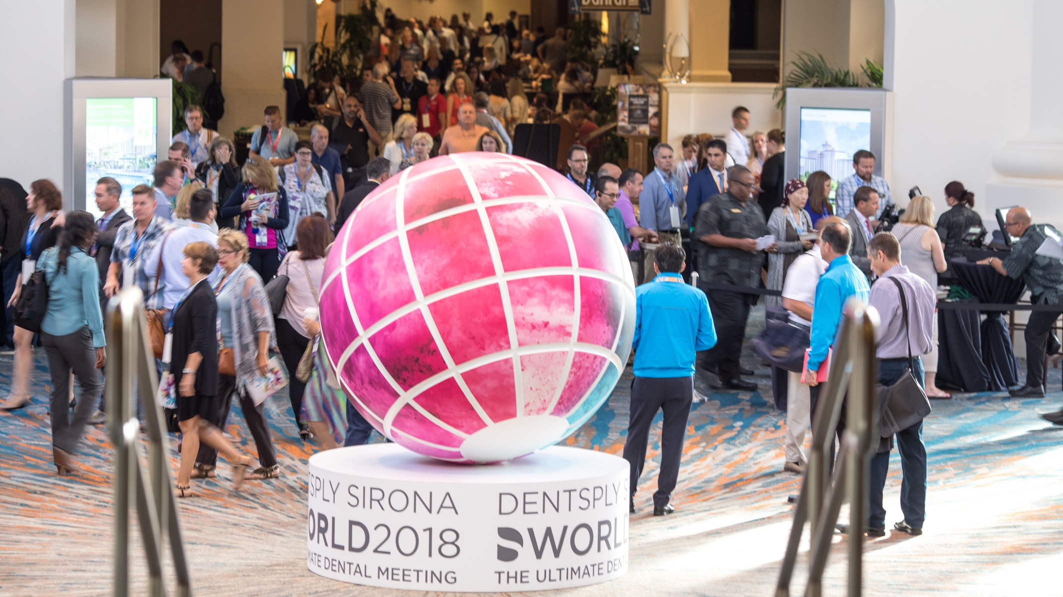 Live, love, laugh, learn at Dentsply Sirona World. This motto is what Dentsply Sirona strives to accomplish each and every year with the execution of the Ultimate Dental Meeting .  READ MORE
