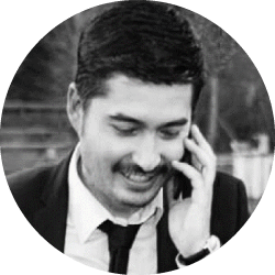 Kurban Atabinen - LEAD FRONT ENDMulti-Skilled Developer. Years of experience in web and mobile applications development. Creator of a Backside Development platform.