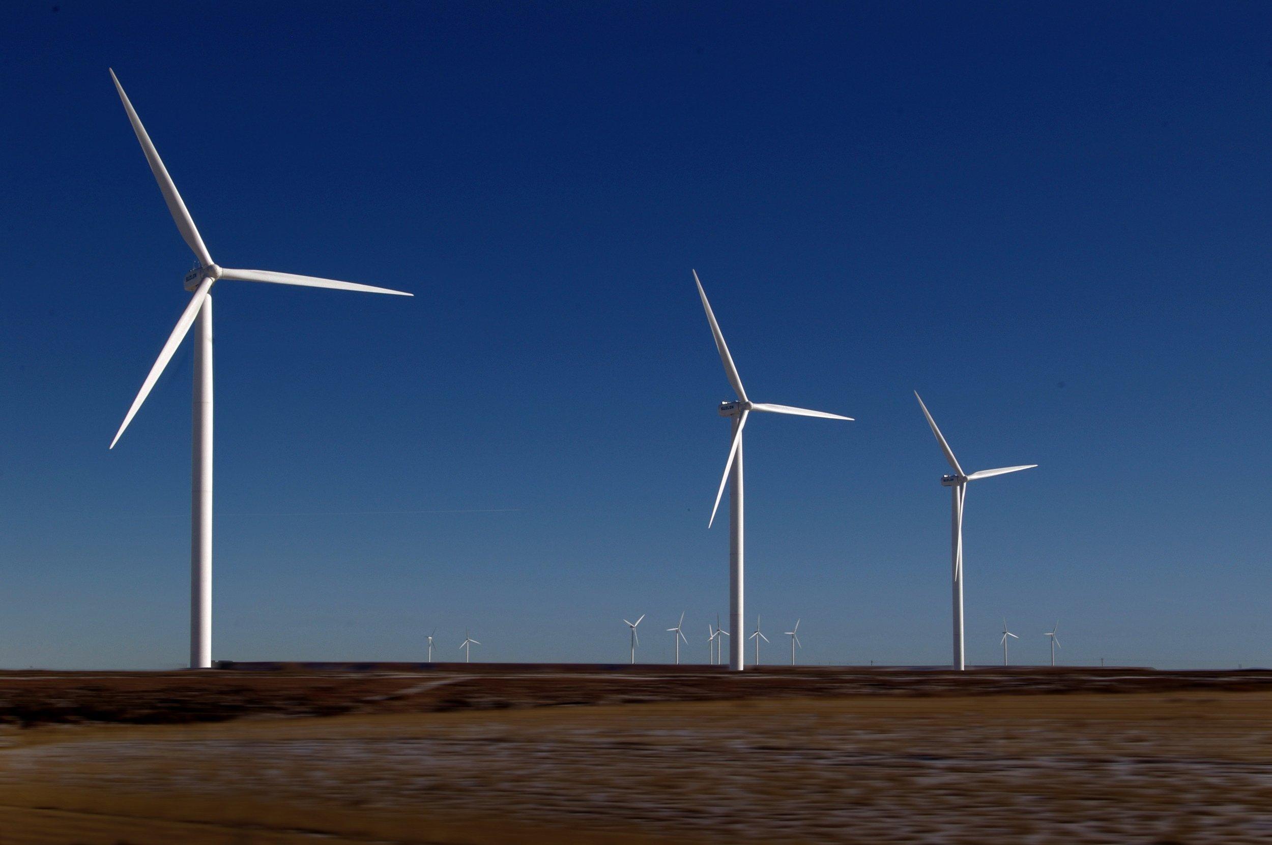 wind power, turbines, alternative fuels, renewable energy